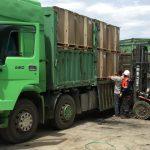 Транспортировка битума